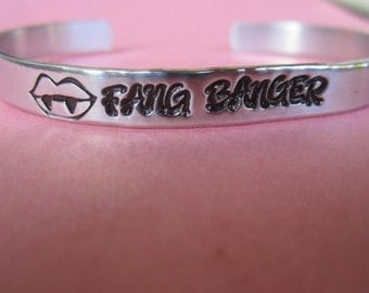 "Fang Banger"" bracelet"