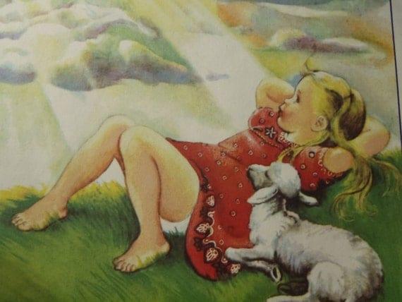 Eloise Wilkin Vintage Childrens Illustration By