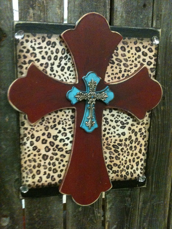 Etsy Your Place To Buy And Sell All Things Handmade Vintage And Supplies: home decor wall crosses