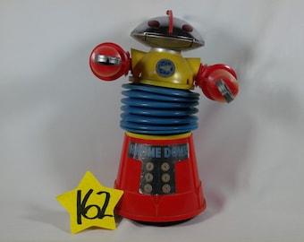 1970's Mego Kromedome Robot