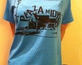 Charlotte Plaza Midwood Neighborhood T-Shirt