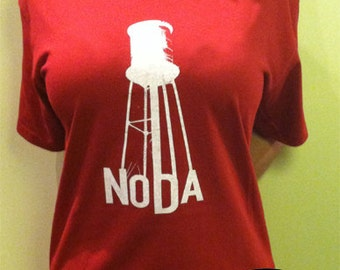 Charlotte NoDa Neighborhood T-Shirt