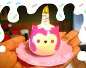 Mini Owl Cake