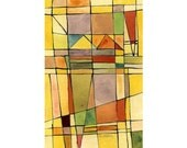 Tapestry - modern art abstract painting original (not a print)