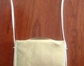 SALE-1970's Gold Tassel Bag