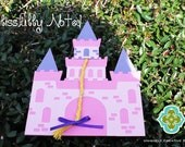 Tangled rapunzel  Invitation