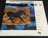 CTI Records sampler Audio master Plus vol. 1LP Jazz