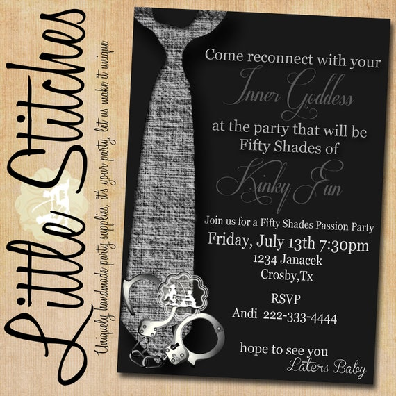 fifty shades of grey invitations info fifty shades of grey invitations awesome invitations sample