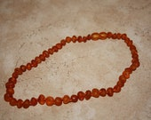 Adult Raw Baltic Amber Necklace - TulsaTeethers