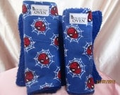 Spiderman set of 3 face cloths