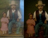 Difficult Photo Restoration