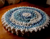Crochet Dishcloths- Ocean Breeze