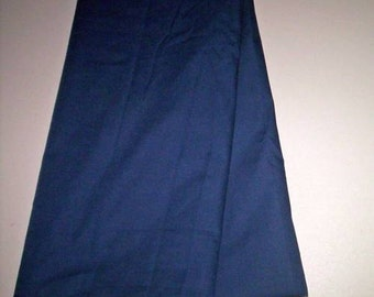 New/Quality/Navy Blue/Pillowcase/Case/for Body Pillow/250 Thread Count/3 Lengths