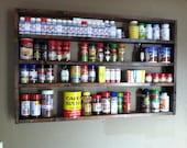 Large Spice Rack w/ backboard