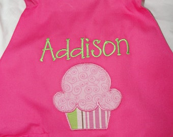 Personalized Child Apron