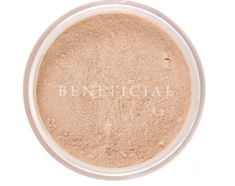 20g MEDIUM Mineral Foundation Makeup