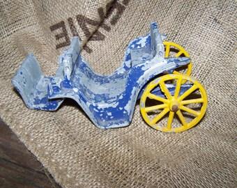 Stanley Toy Carriage Vintage Toy Vintage Metal Toy Buggy