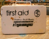 Metal First Aid Kit by Thomas Built Buses