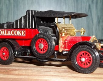 Matchbox Models of Yesteryear by Lesney 1918 Crossley Coal & Coke Delivery