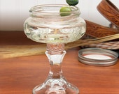 Two Redneck Martini / Margarita Glasses (Hand-made and Made to order)