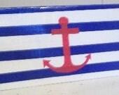 Nautical Wallet / Clutch