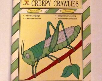 Creepy Crawlies Primary