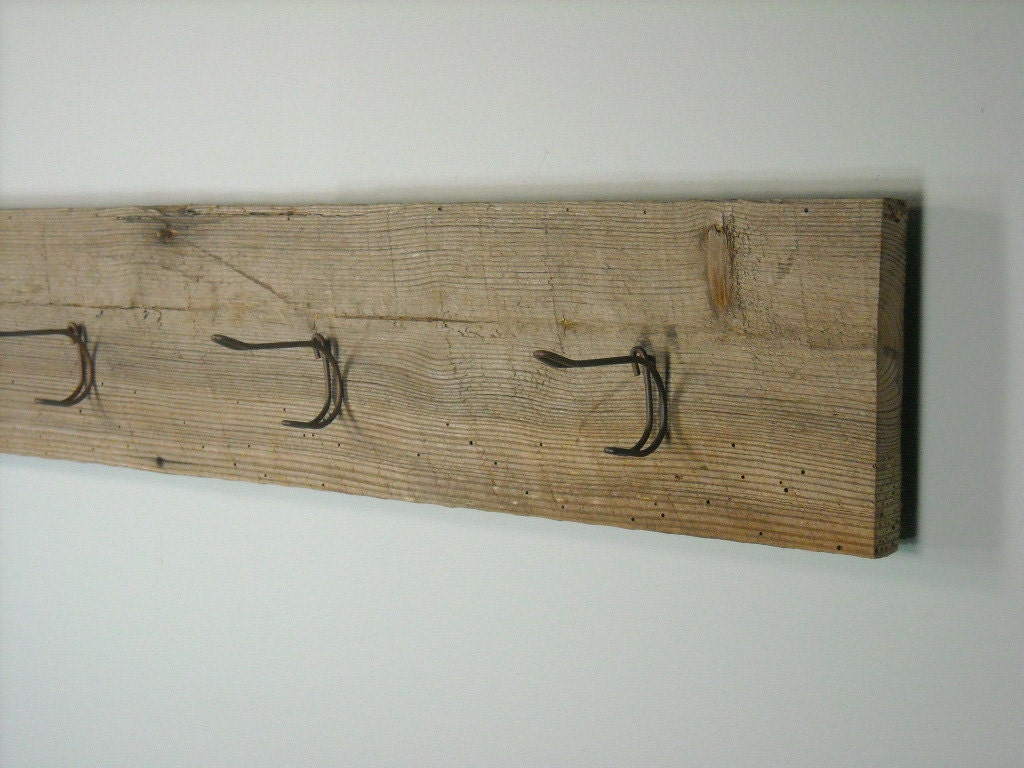Old Fashioned Wall Hooks