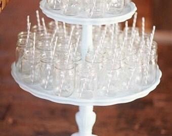 100 Mason Jars, Vases Glass Jars, Bottles Weddings, Baby Showers, Bridal Showers, Easter, St. Patty's
