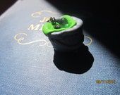Polymer Clay Kooky Cauldron Pendant