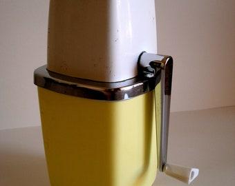 Vintage Ice Crusher