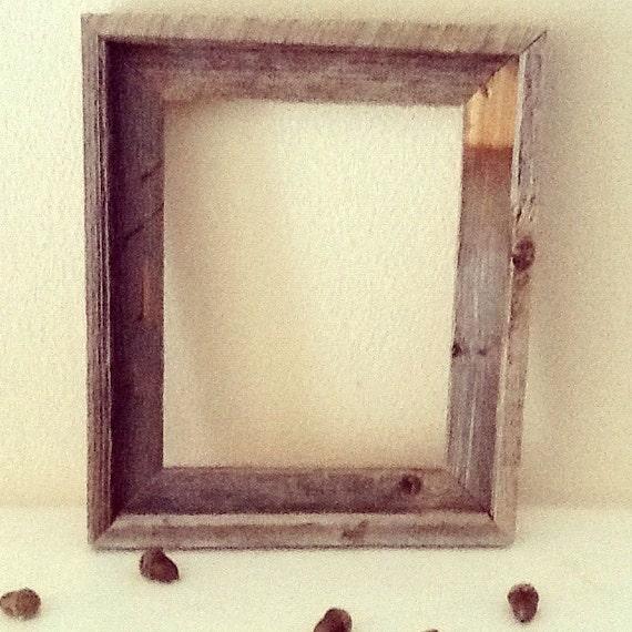 Reclaimed Wood Frame (smaller)