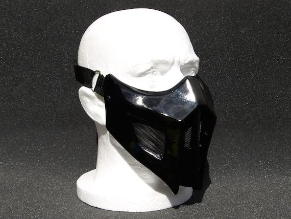 Как сделать маску нуба сайбота своими руками