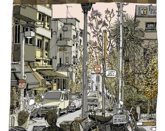 Sheinkin, Tel Aviv