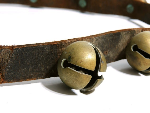 Sleigh Bells Brass circa 1878 by the American Ring Company