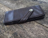 leather wallet all handmade by mryohnhandmade Pai Thailand