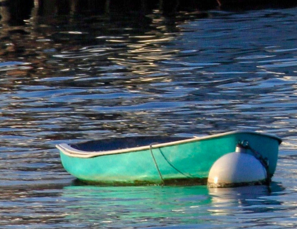 Instant Boats Teal : Teal boat photography plymouth massachusetts
