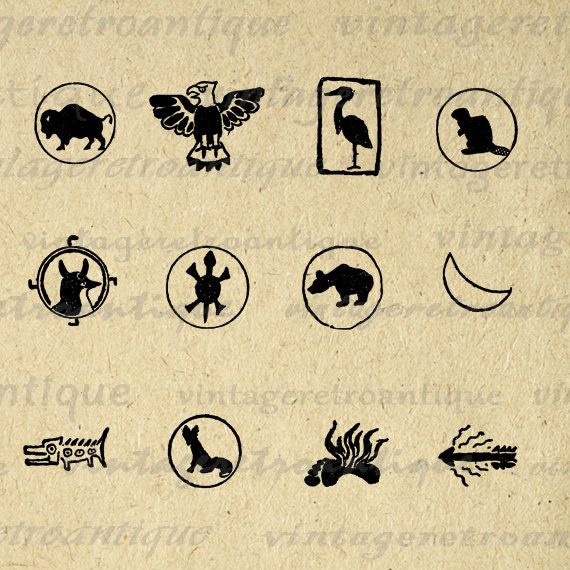 Native american symbols eagle meaning