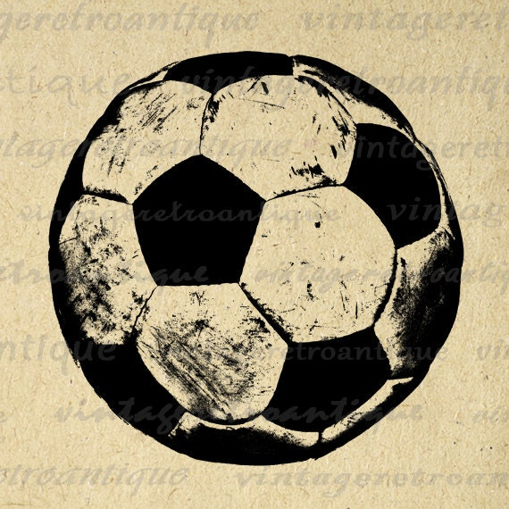 Digital Image Soccer Ball Graphic Sports By