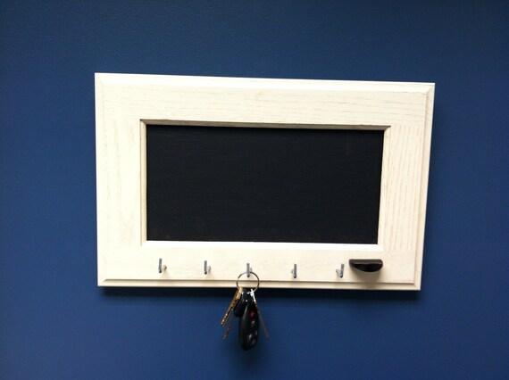 Key Rack Chalkboard