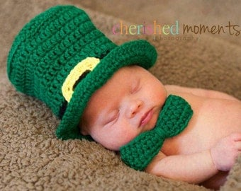 Free Crochet Pattern For Baby Leprechaun Hat : Items similar to FREE SHIPPING, Cindy Lou Who Hat, Dr ...