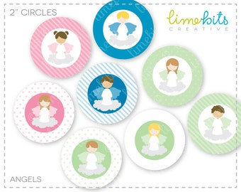 "2"" Angel Circles"