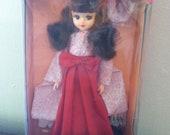 Takara Japanese Jenny Doll Licca Traditional Kimono