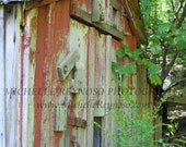 Worn Barn - 8 X 10 Fine Art Photograph