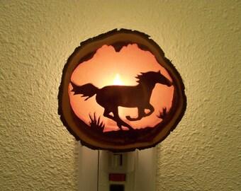 Mustang nightlight