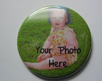 Personalized Memory Pocket Mirror with your photo
