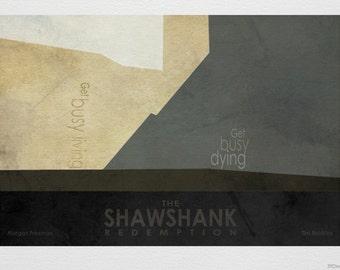 Shawshank Redemption  - Alternative Poster 4