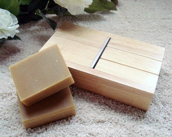 Wooden Planer / Beveler for Soap Making