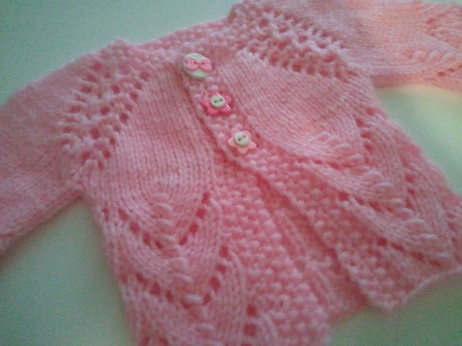 Free Knitting Patterns For Babies Nz Only : PDF Knitting PatternMy Fischschwanz Newborn Sweater
