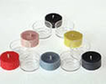 10 Pack Polycarbonate Tealight Molds