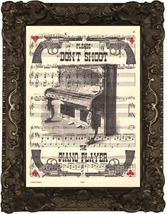Don't Shoot The Piano Player Don't Shoot The Piano Player
